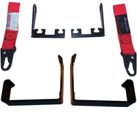 Hinge Hoist Bracket Kit JK - 2 Door