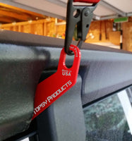 RED Hinge Hoist Bracket for JL ONLY