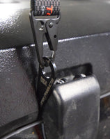 Hinge Hoist Bracket Kit JKU - 4 Door