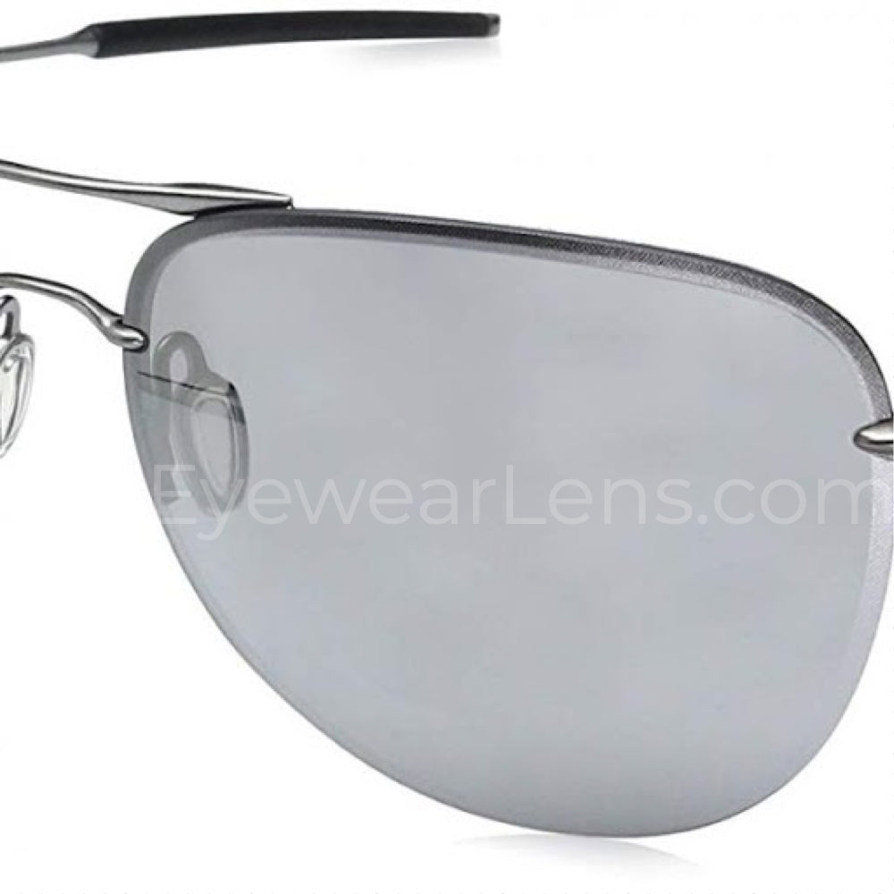 Notched Rimless Frame Type