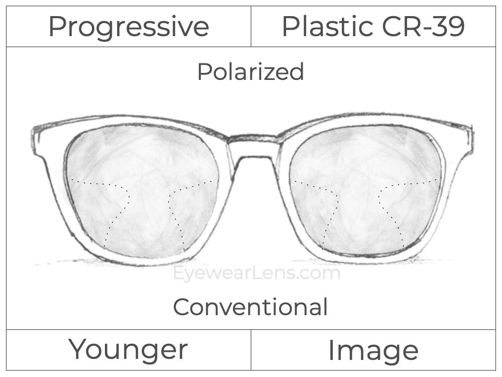 Progressive - Younger - Image - Plastic - Polarized