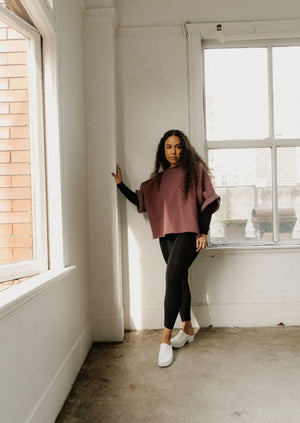 Rachel Comey Fondly Sweatshirt | Clay