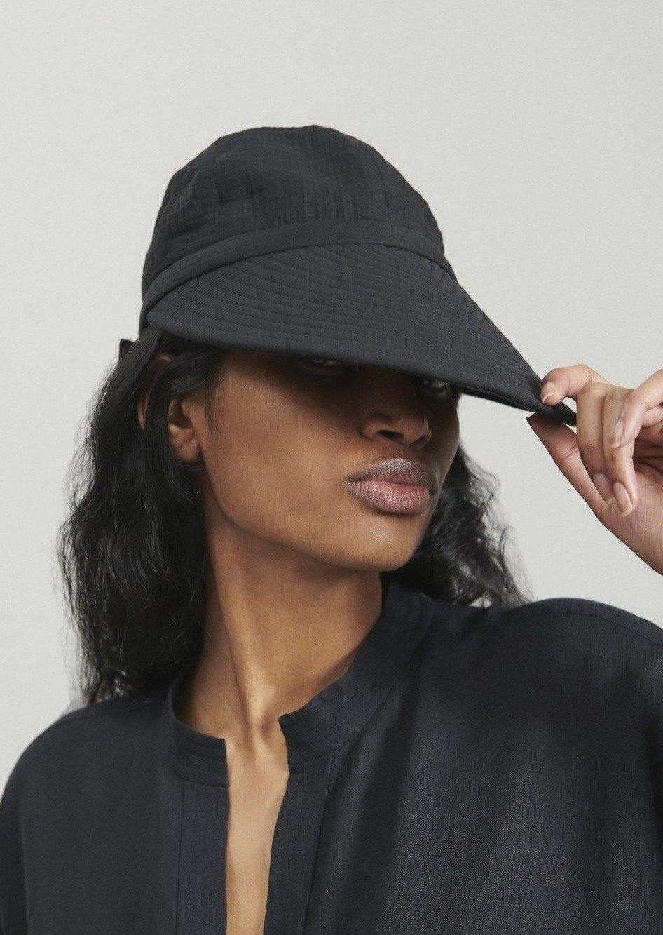 Rachel Comey Baseball Hat | Black