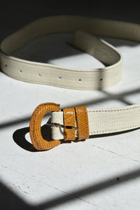 Paloma Wool Listo Belt - Off White
