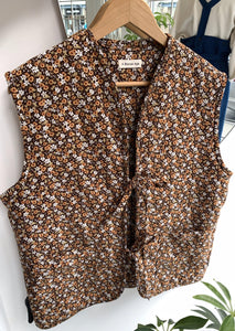 Freddi Vest Desert Daisy | * Made to Order *