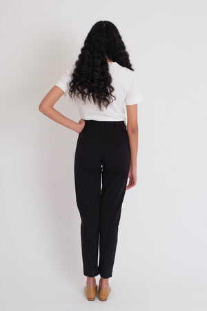 Jesse Kamm Ranger Pants: Black. Fall 2020 Gastown Shopping