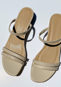 Lisa Says Gah Gia Sandals - Lamb