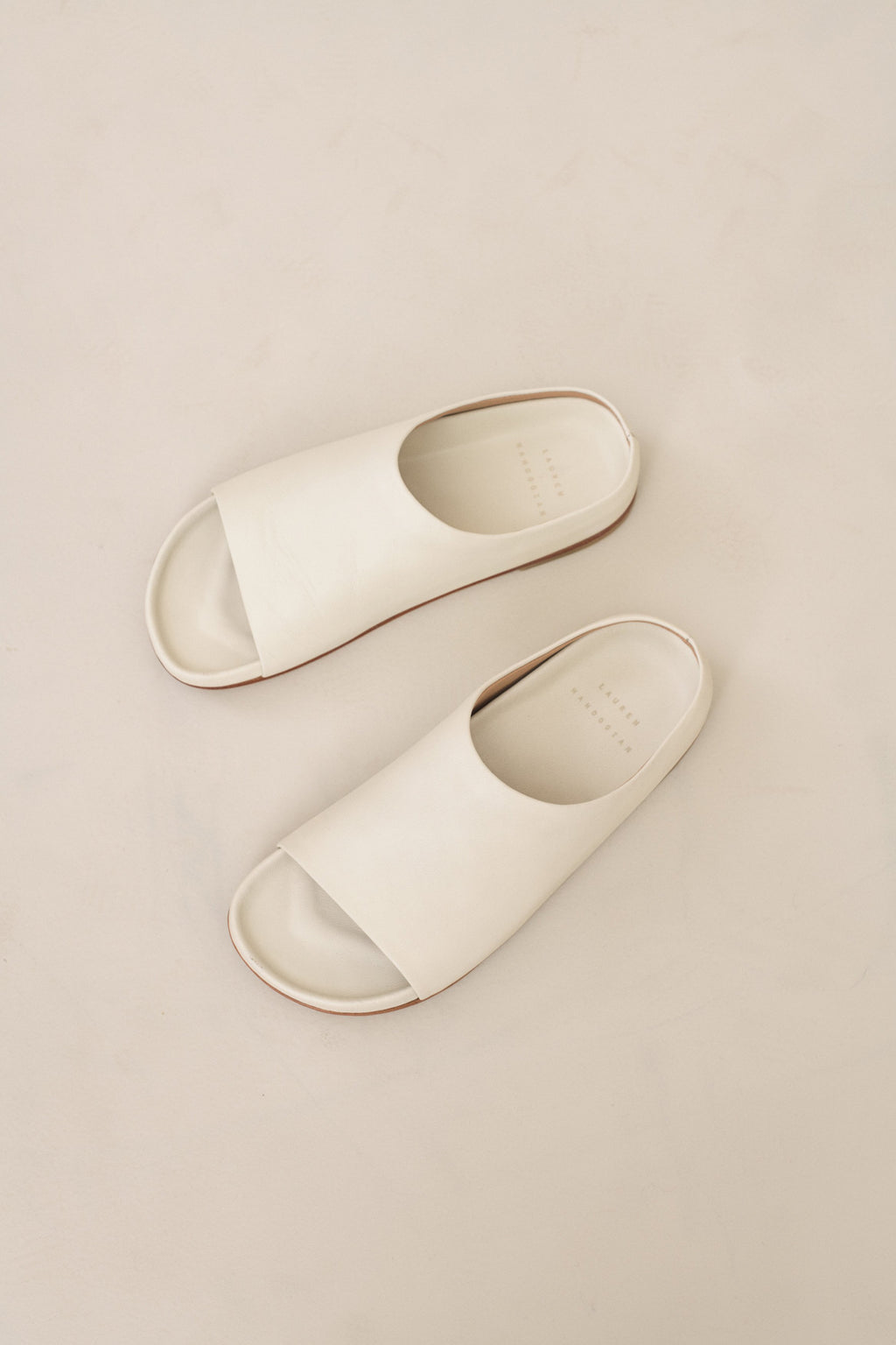 Lauren Manoogian Mono Slide