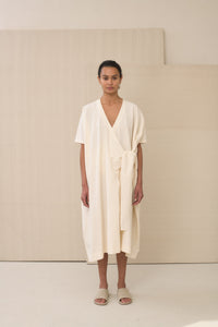 Lauren Manoogian Wrap Caftan