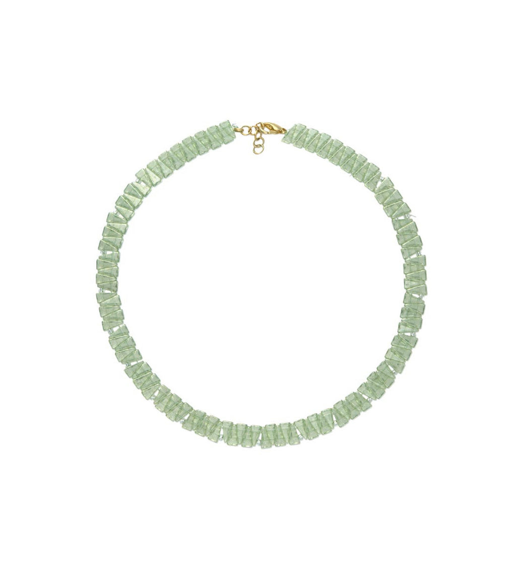 Paloma Wool Prin Necklace - Pastel Green