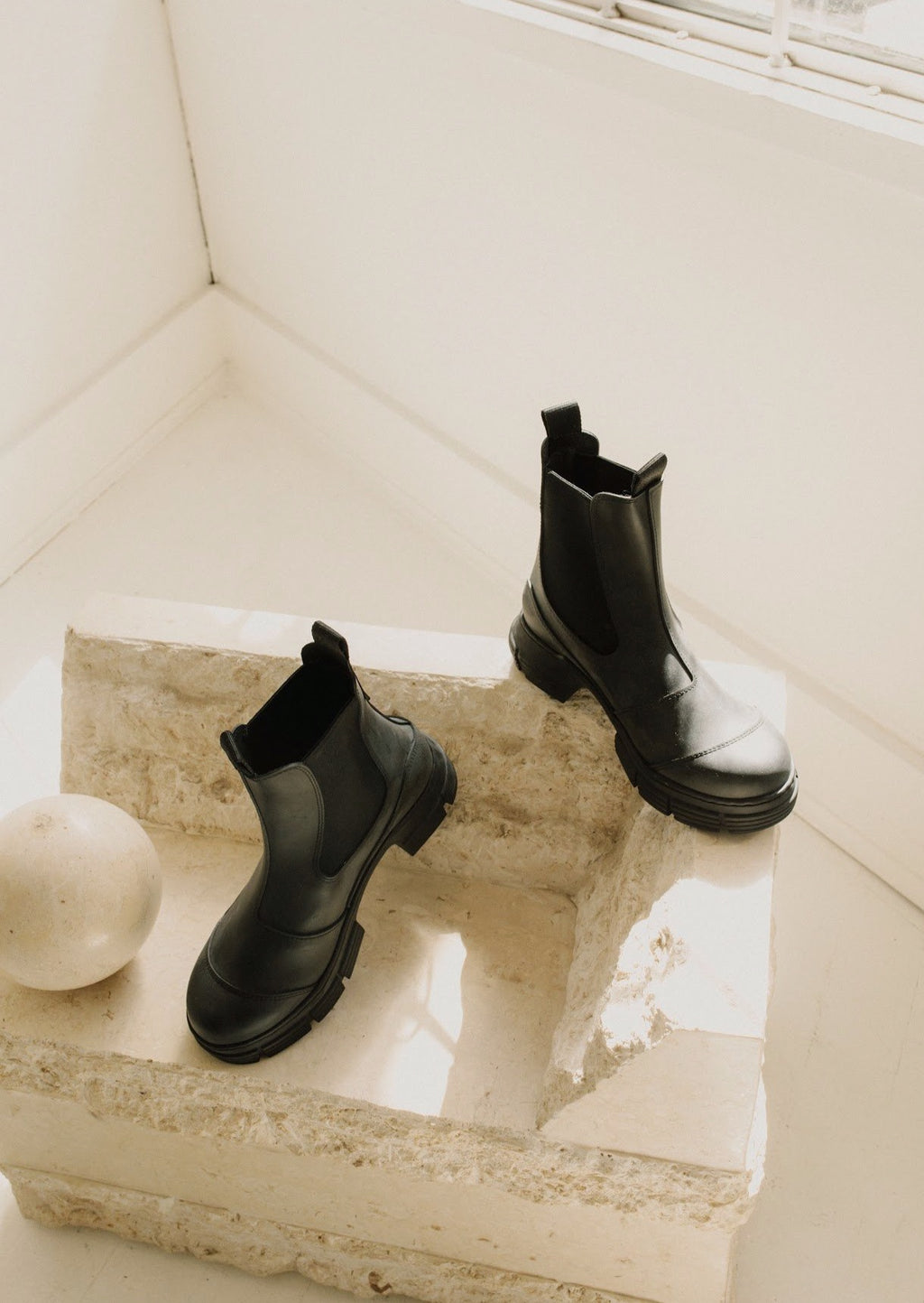 Ganni City Boot | Black