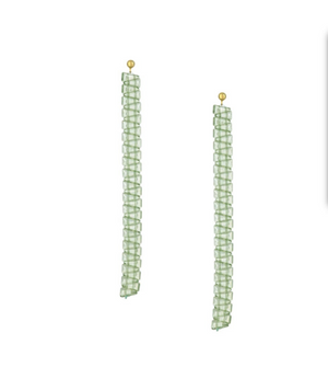 Paloma Wool Letonia Earrings - Pastel Green