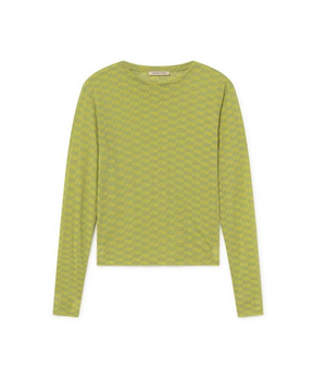 Paloma Wool Bill Top | Lime Green