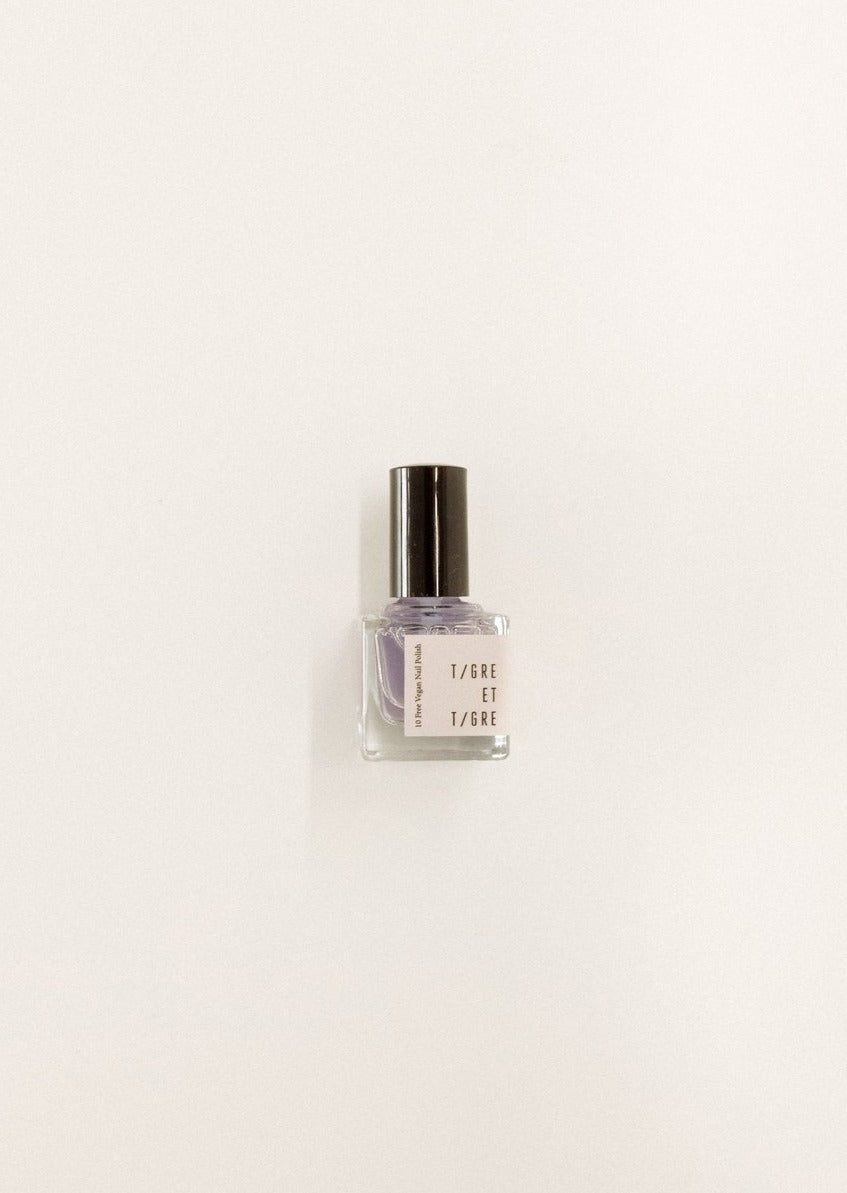 Tigre et Tigre 10 Free Vegan Nail Polish - Clear Top Coat