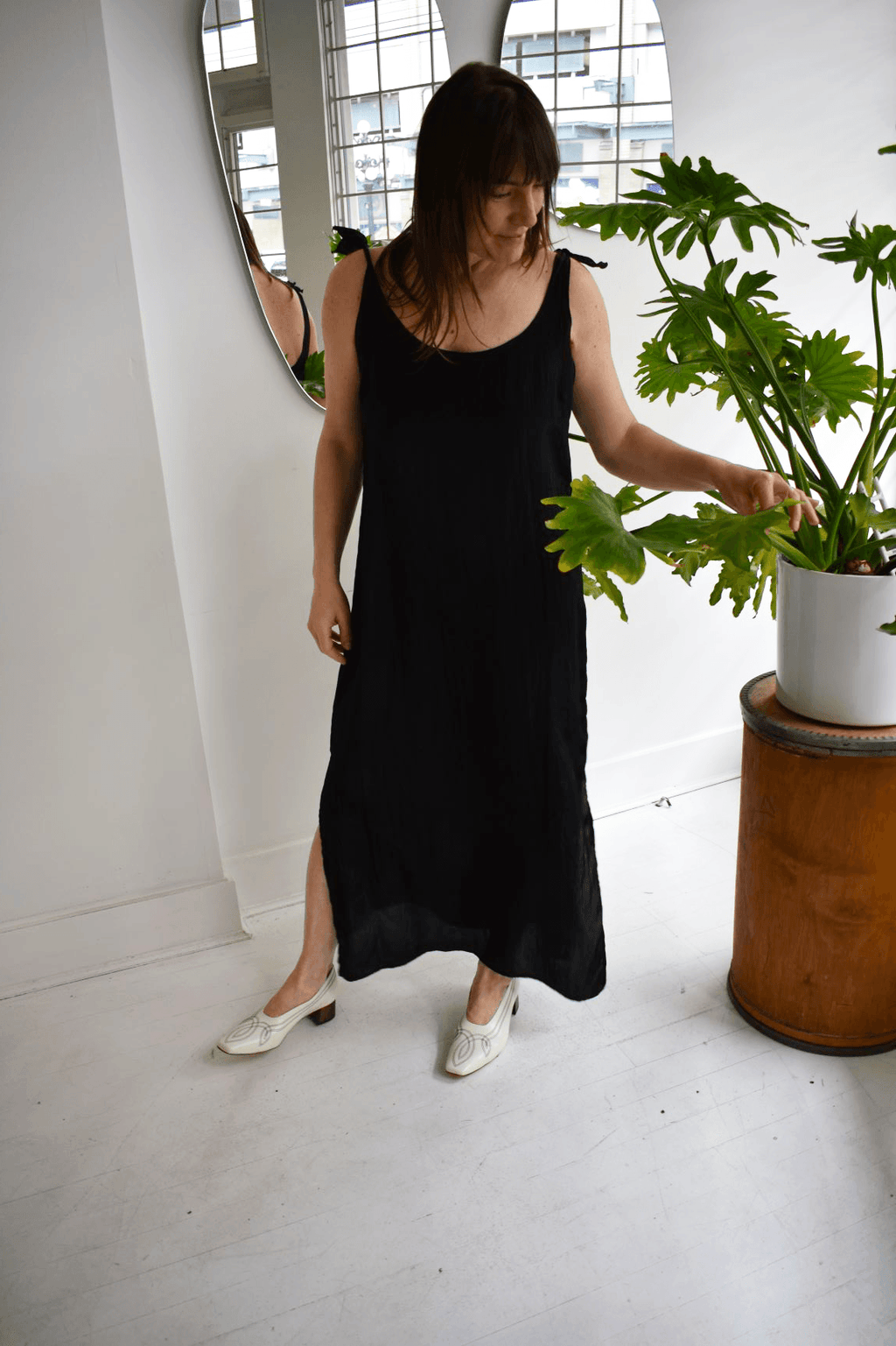 Amomento Slip Dress