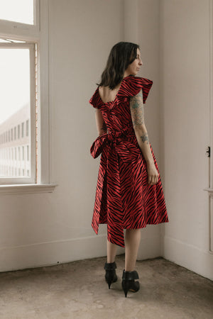 Batsheva Bow Dress