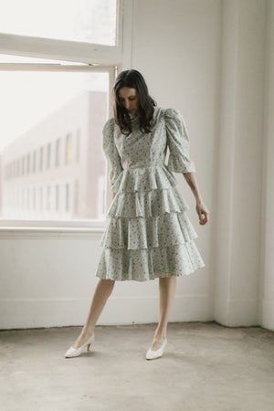 Batsheva Spring Layers Dress