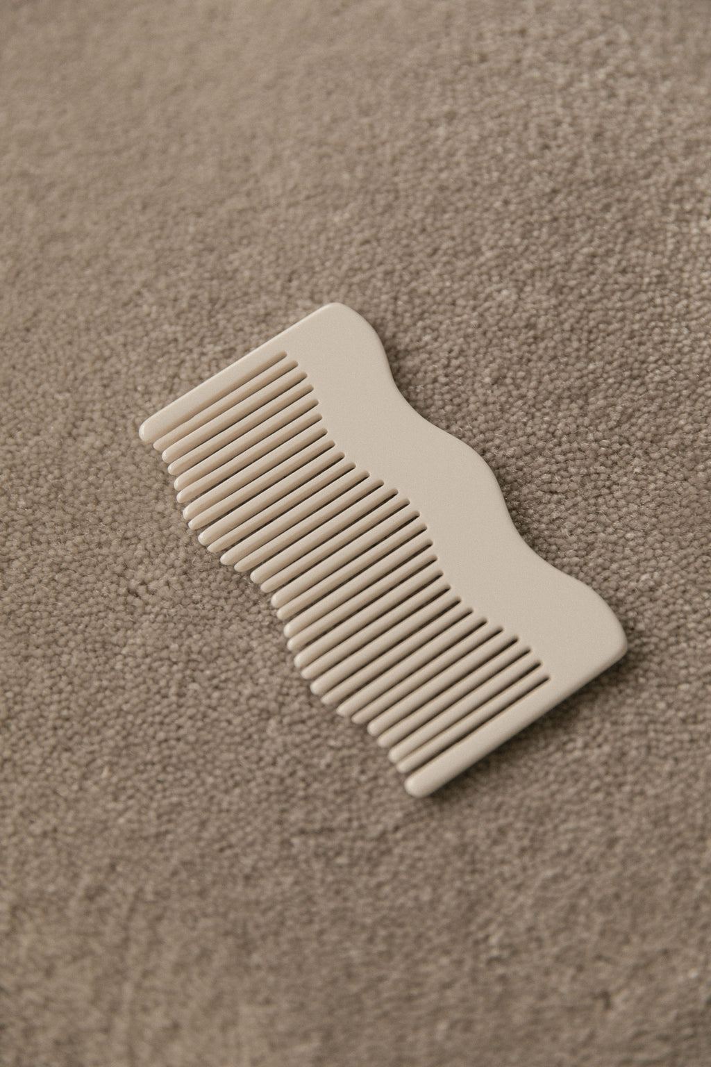 Winden Bowie Comb - Cream