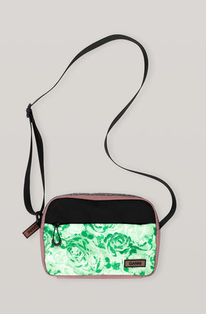 Ganni Tech Crossbody
