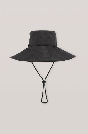 Ganni Tech Bucket Hat