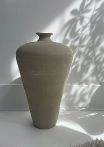 Caitlin Prince XL Unique Vase | Neutral Tone