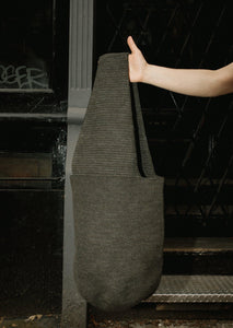 Lauren Manoogian Big Calabaza Tote | Blackened OS