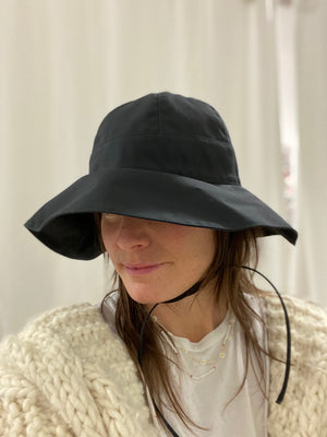Rainhat, FW20, Sustainable, Slowfashion, Hat, Cinza