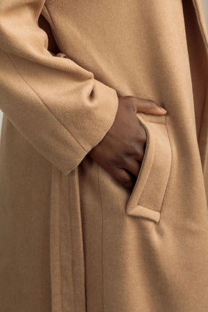 Bohème Eternal Coat | Caramel