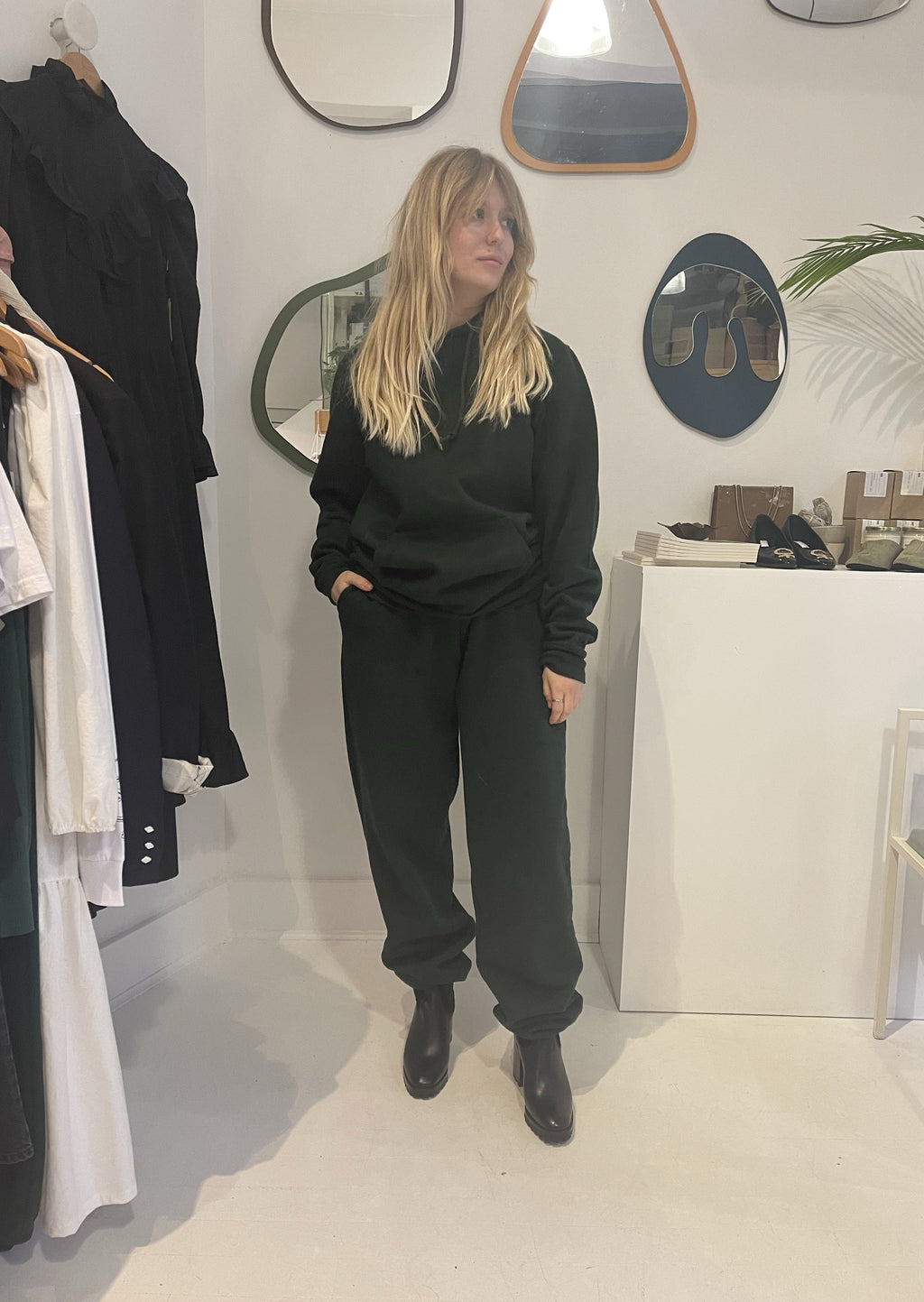 HiJulez Sweats | Green