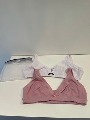 HiJulez Valentines Bra Two Packs