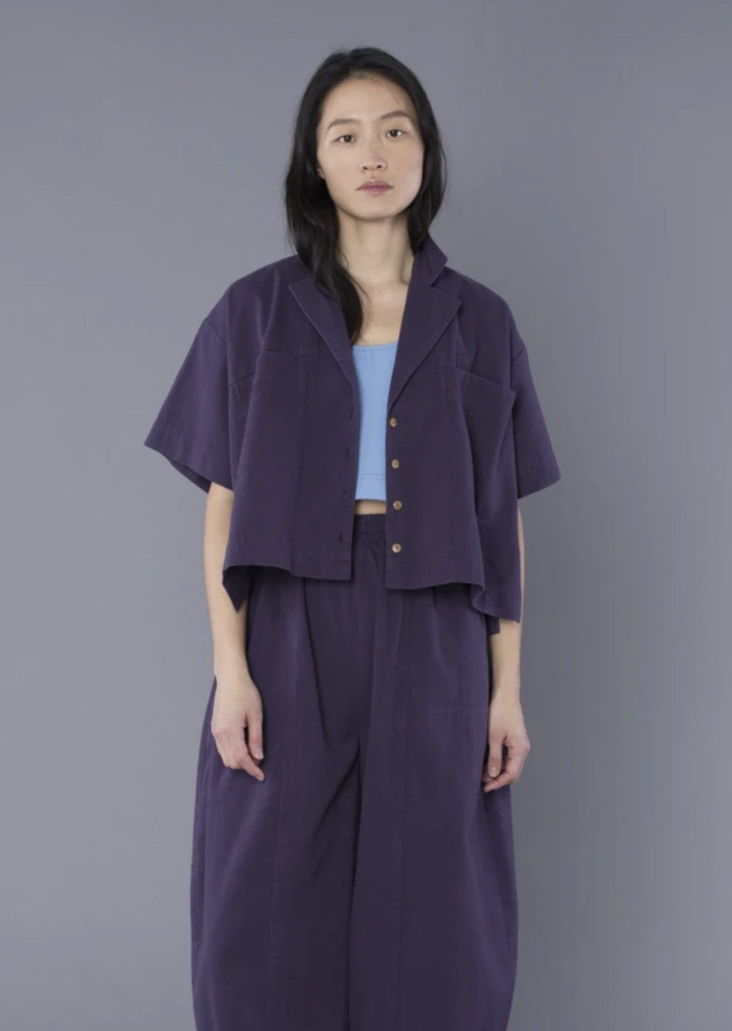 Ilana Kohn Mini Mapes Shirt - Nightshade