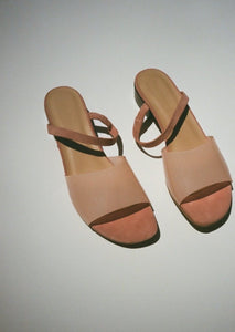 Lisa Says Gah Rika Sandals - Rose