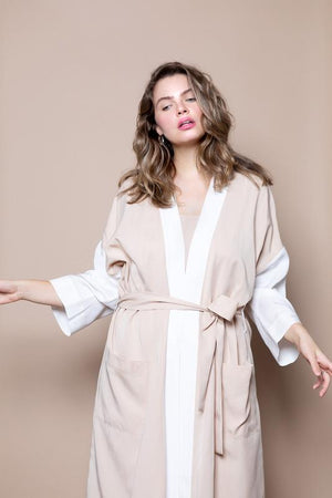 In Soft Focus The Classic Robe