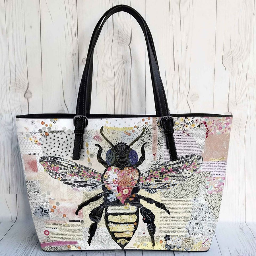 Bee Leather Bag 4