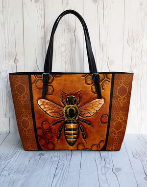Bee Leather Bag