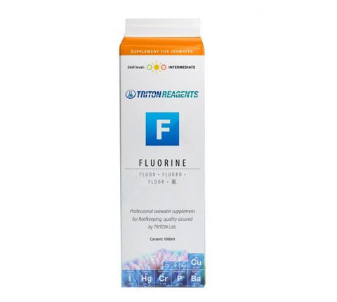 Triton - Fluorine 1000ml - Wais Aquarium
