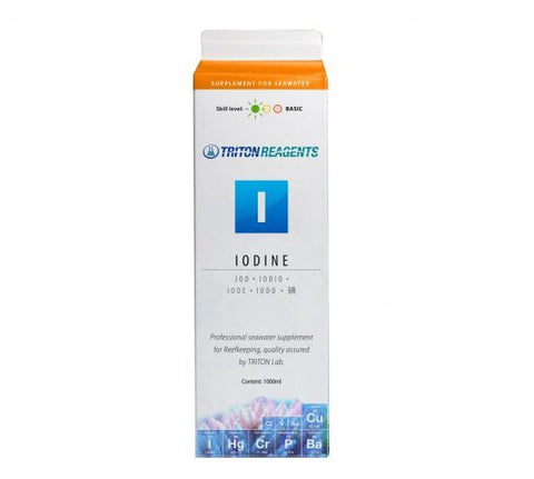 Triton - Iodine 1000ml - Wais Aquarium