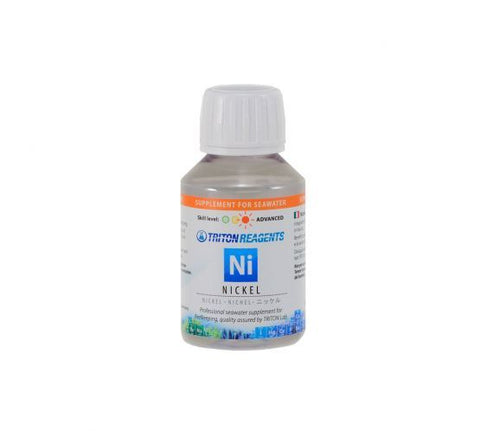 Triton - Nickel 100ml - Wais Aquarium