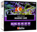 Red Sea - Marine Care Multi Test Kit - Wais Aquarium