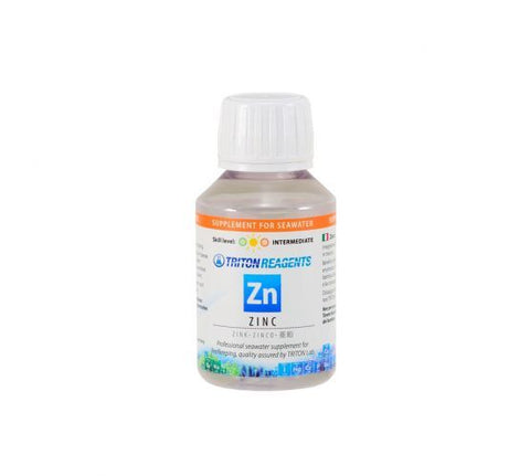 Triton - Zinc 100ml - Wais Aquarium