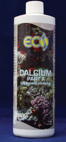 Ecosystem - Calcium Part A 236ml - Wais Aquarium