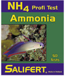 Salifert - Ammonia Test Kit - Wais Aquarium