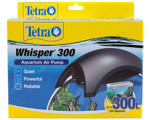 Tetra - Whisper Series Air Pump - Wais Aquarium