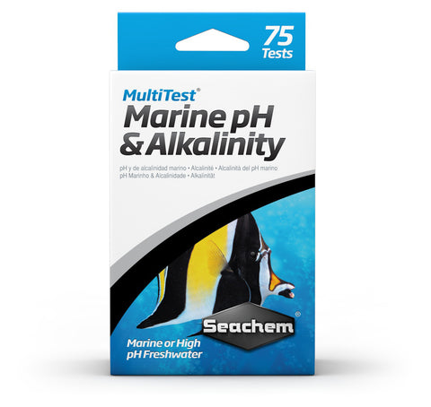 Marine pH & Alkalinity MultiTest