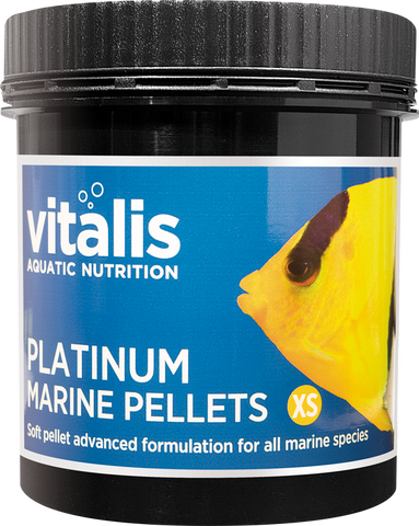 Vitalis - Platinum Marine Pellets XS 1mm - Wais Aquarium