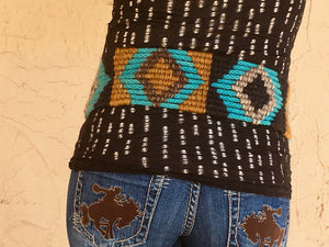 Women's Western Cinch Belt
