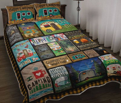 Camping - Happy Campers Bedding Set EP326