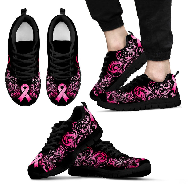 Breast Cancer Awareness Pink Ribbon Women's SNK01