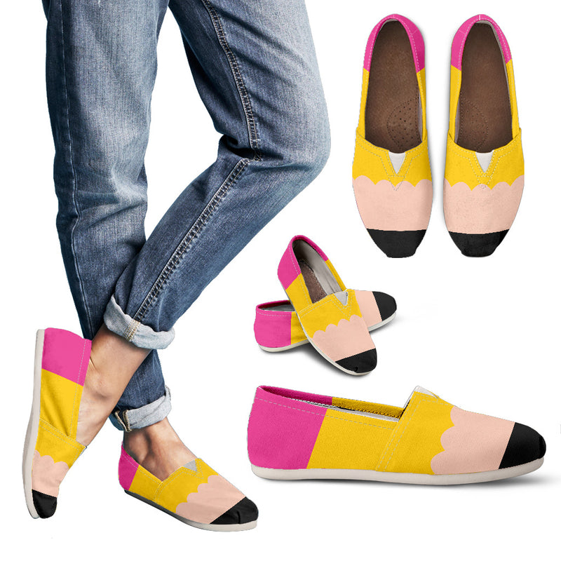 Pencil Teacher Women's Casual Shoes
