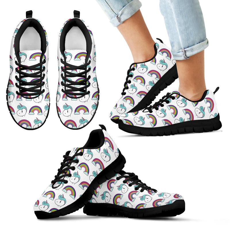 UNICORNS & RAINBOWS Kid's Sneakers